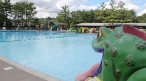 Take a dip in our heated pool complex. Sure top be a SPLASH!