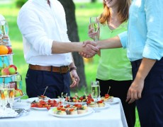 Tips on Planning a Corporate Event