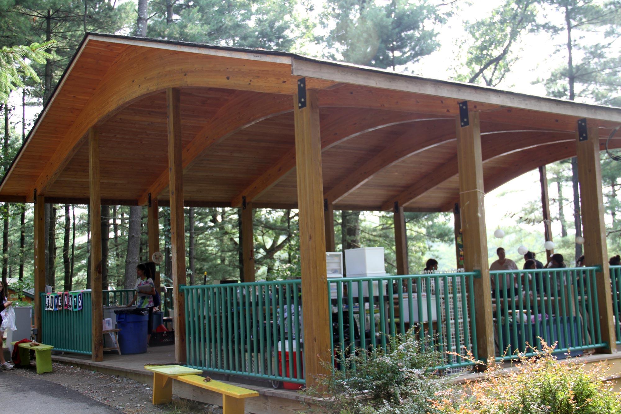 Fine Arts Pavilion